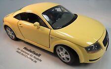 Audi TT 5V Turbo von Revell 1998 im Maßstab 1:18 Modellauto