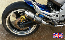 Kawasaki Z1000 03-06 SP Engineering Carbon Stubby Moto GP Xtreme Exhausts