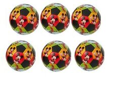 Mickey Mouse Soft Soccer Ball Disney Character Clubhouse Soft Ball