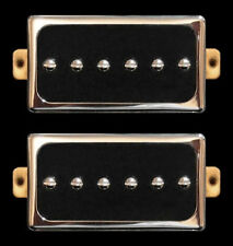 Guitar Parts GUITARHEADS CONVERSION P90 - Fits HB - Bridge Neck SET 2 - CHROME