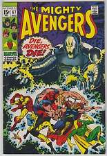 L0692: The Avengers #67, Vol 1, F-VF Condition