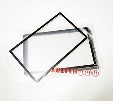 Black Top Screen Frame Surround Protector Cover For 3DS XL / 3DS LL