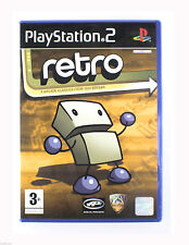 Rétro PS2 8 Arcade Classico Video Giochi da Yesteryear per Playstation 2 NUOVO
