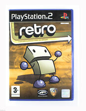 Retro PS2 8 Arcade Classic Video Games from Yesteryear for Playstation 2 NEW
