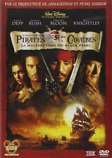 DVD *** PIRATES DES CARAIBES (Walt Disney) ***