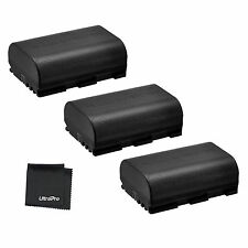 3x LP-E6 LPE6 Battery + BONUS for Canon EOS 7D 60D 5D Mark III