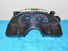 1998 Camaro Coupe RS Convertible ORIG 3.8 V6 120 mph GAUGE INSTRUMENT CLUSTER