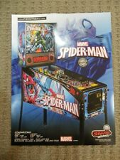 2 Stern Spiderman Vault Flyers New