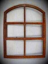 Stallfenster Eisenguss Spiegelfenster rostig H.70x54cm antik Deko Haus, Hof+Tor