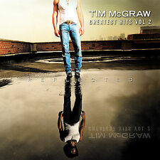 Greatest Hits, Vol. 2 by Tim McGraw (CD, Mar-2006, Curb)