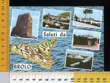 46949] MESSINA - SALUTI DA BROLO