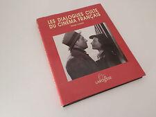"""les dialogues culte du cinéma Français"""" B.Chardère"""" Gabin/Arletty/Ventura/Bardot"""