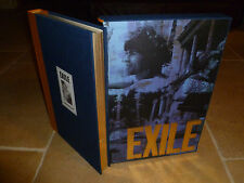 EXILE GENESIS PUBLICATIONS BOOK Rolling Stones Dominique Tarlé Signed Collector