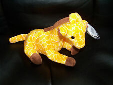 RARE Ty Beanie Baby  TWIGS THE GIRAFFE  NEW LAST ONE