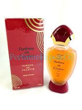 PANTHERE de CARTIER 1.0oz Parfum De Toilette LIGNE VOYAGE Splash RARE (B3