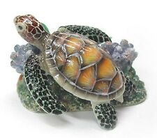 R291 - Northern Rose Porcelain Miniature -Sea Turtle