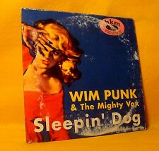 Cardsleeve single CD Wim Punk & The Mighty Vox Sleepin' Dog 2TR 1999 Pop Rock
