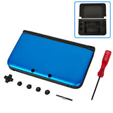 Nintendo 3DS XL FULL Replacement Shell Housing Case Blue MINT BRAND NEW USA!