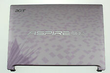 ACER ASPIRE ONE D260 NETBOOK TOP LID COVER SCHERMO ROSA VIOLETTO 60. scj02.002 H139