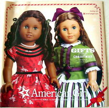 AMERICAN GIRL HOLIDAY 2011 CATALOG FEATURING MARIE-GRACE CECILE MOLLY KANANI