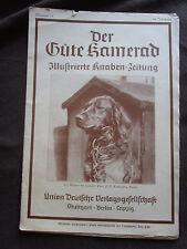 Der gute Kamerad 1928 Hund Fronhausen Marburg Sandsack Boxen Flughafen Dortmund