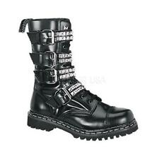RIVAL 302 Gothic Punk Demonia USA Boots Stiefel