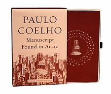 Manuscript Found in Accra - Limited Edition by Paulo Coelho (2013, Hardcover)
