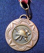 Abzeichen. Freiwillige Feuerwehr. Lettland - Sport Medaille.(3)