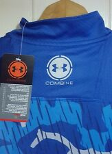 Under Armour Combine 1/2 Zip BaseLayer Pullover: 2XL (NWT - $69.99)