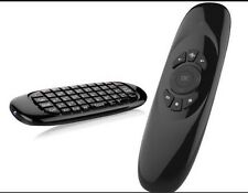 wireless keyboard Air mouse Remote control and game handgrip