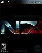 Mass Effect 3 -- N7 Collector's Edition (Sony PlayStation 3, 2012) Brand NEW PS3