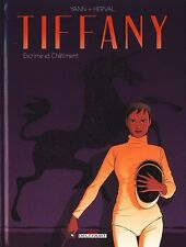 BD DELCOURT / EO / TIFANY / TOME 1 - ESCRIME ET CHATIMENT--YANN/HERVAL