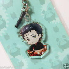 STEINS;GATE - RINTAROU OKABE - EARPHONE JACK ACCESSORY ACRYLIC CHARM STRAP
