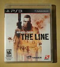 Spec Ops: The Line (PlayStation 3) - Excellent Condition, Works Great
