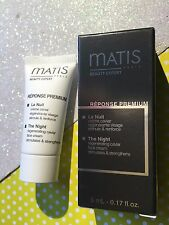 MATIS RESPONSE PREMIUM The Night - Regenerating Caviar face cream 5 ml
