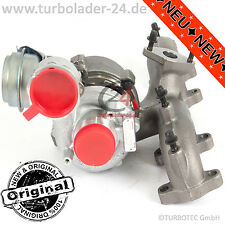 VW GOLF PLUS 1.9 Tdi Turbocompressore 66kw Bru TURBOCHARGER 751851-5004s NUOVO