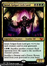JARAD, GOLGARI LICH LORD Commander 2015 Magic MTG cards (GH)
