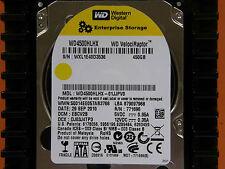 450 GB Western Digital WD4500HLHX-01JJPV0 / EBCV2B / 2060-771665-000 REV P1
