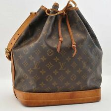 Authentic  Louis Vuitton Monogram Noe Shoulder Bag M42224 #S2699