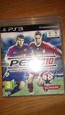 PES 2010 Pro Evolution Soccer 2010 para PlayStation 3 PS3