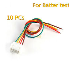 10PCS 14.8V 4S1P JST Connector Adapter Plug Lipo Balance Charger Wire