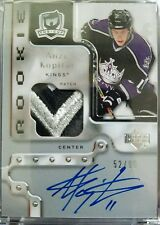 Anze Kopitar 2006/07 The Cup Rookie Auto  Card 52/99