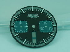 Replacement Black Dial  - For Seiko 6138-0040, 6138 0049 BULLHEAD WATCH