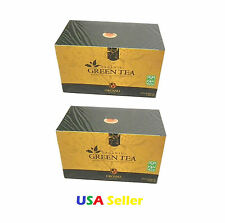 2 Boxes of Organo Gold Green Tea with Ganoderma Lucidum + FREE SHIPPING