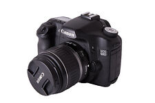 Canon EOS 50D 15.1MP Digital SLR Camera - Black (Kit w/ 18-55mm Lens)