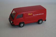 Herpa Modellauto 1:87 H0 Mercedes-Benz 100 Kasten Ziegler Kundendienst