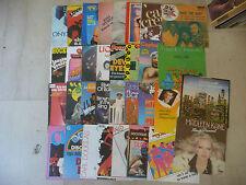 """DISCO 70""""LOTTO NR 33 COPERTINE(SOLO) NUOVE/BONEY M/GONZALES/LA BIONDA&LTRE"""""""