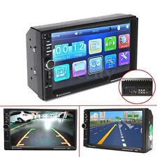Automotive Reversing Camera Video 7 inch 2Din Car Bluetooth MP4 MP5 Player Kit