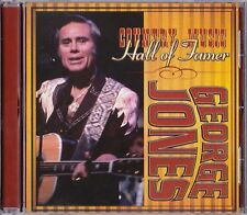 Country Music Hall of Famer by George Jones CD 2000 Legacy