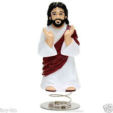 Dashboard Savior Jesus! - Car Dash Board Bobble Figure